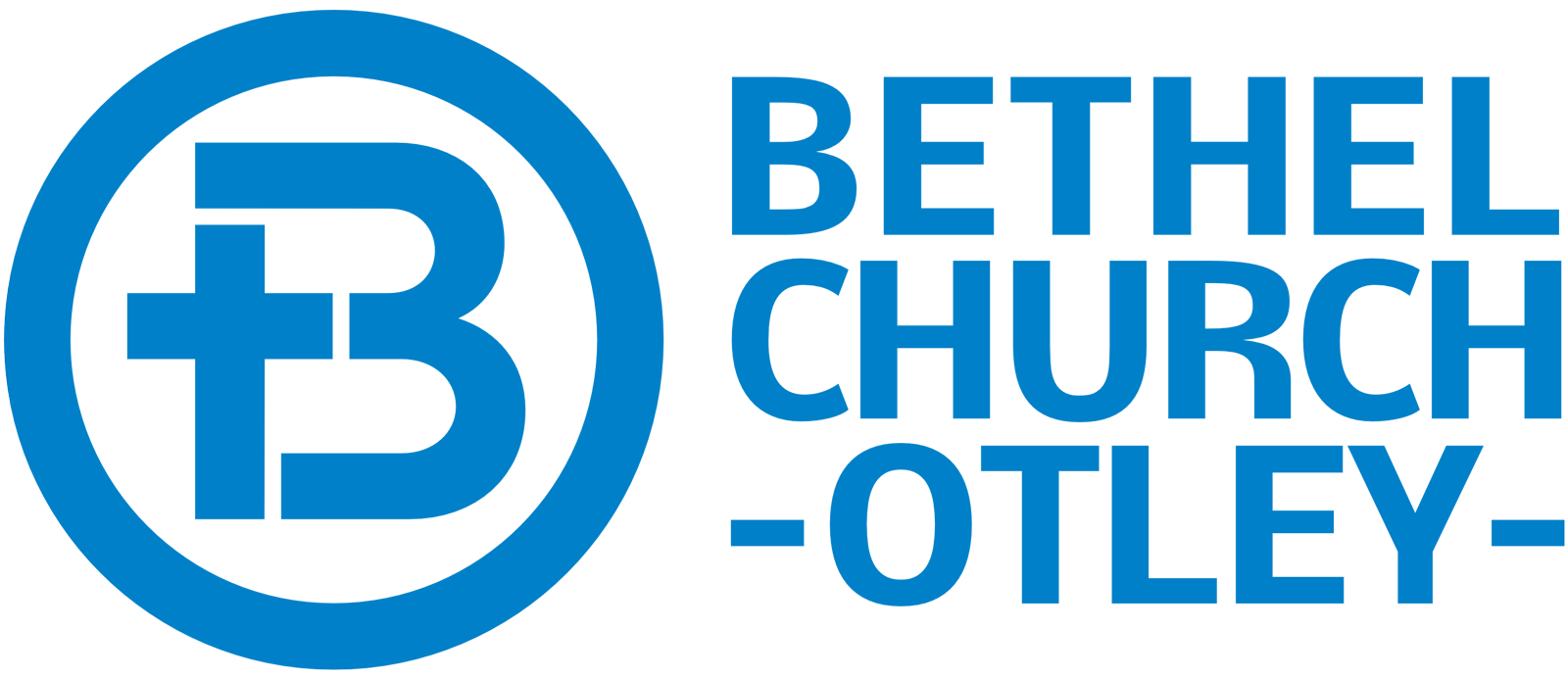 Bethel Church Otley Logo