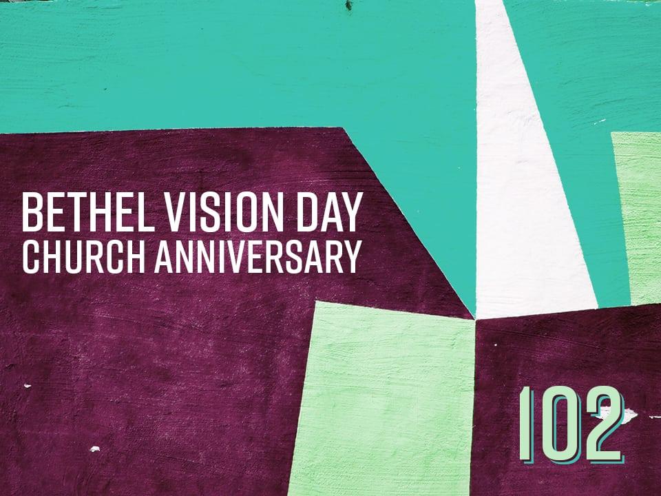 Church Vision Day