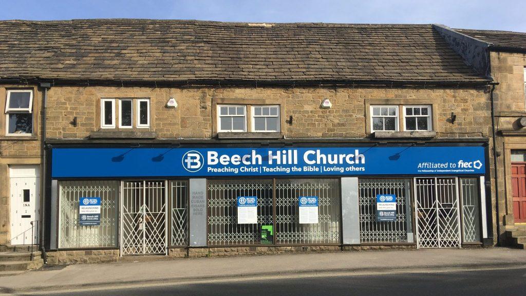 Beech Hill Church Otley
